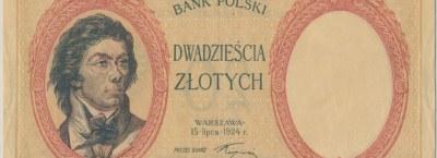 """Aukcja tematyczna SNMW nr.11 """"Polski pieniądz papierowy i powiązane"""""""