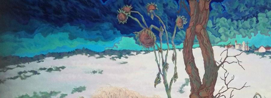 Aukcja Sztuki - Pożegnanie Wiosny