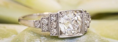 Aukcja biżuterii
