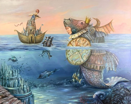 Tomasz Sętowski, Underwater Song