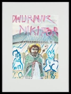 Edward Dwurnik, Nikifor 31