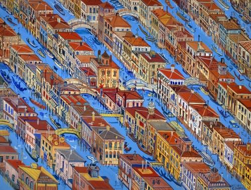 Edward Dwurnik, Wenecja