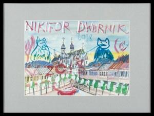 Edward Dwurnik, Nikifor 33