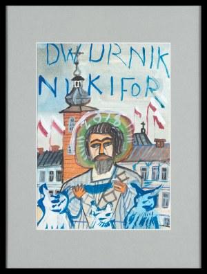Edward Dwurnik, Nikifor 32