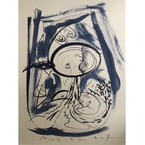 Minciel Eugeniusz (1958), Bez tytułu, z cyklu Eurotyki