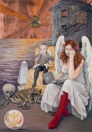 Małgorzata Korenkiewicz (ur. 1968 Jawor), Anioł Wolności
