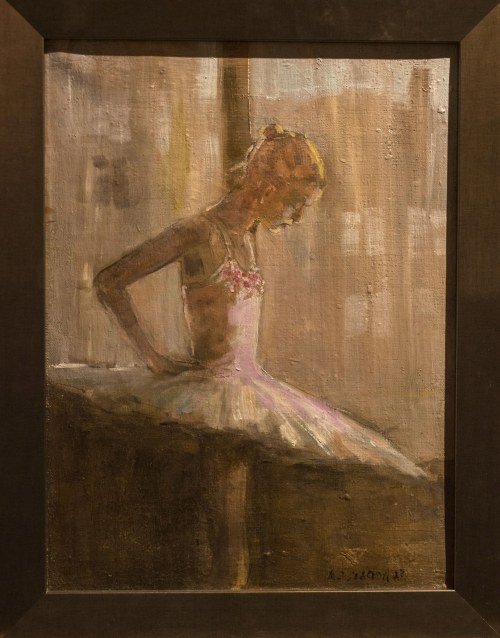 Małgorzata Zofia Maćkowiak ( ur.1958 ), Przy oknie