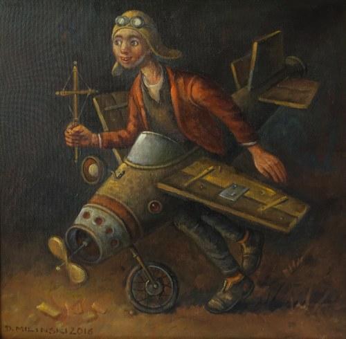 Dariusz Miliński, Z cyklu Lotnik