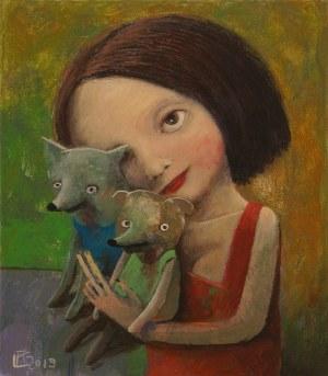 Krzysztof Iwin, Eliza i lisy