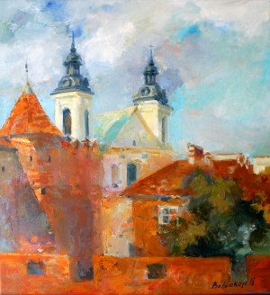Natalia BIELENKAYA - Białoruś, WARSZAWA 54x50