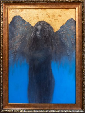 Bogusław Dziadzia, Angel with dragon wings