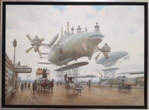 Vadim Voitekhovich, Aerial Pier