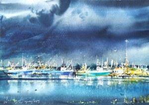 Adam Papke, Before the storm II