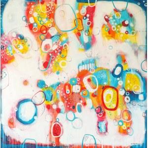 Marlena Rakoczy (ur. 1976), Into the sun, 2021