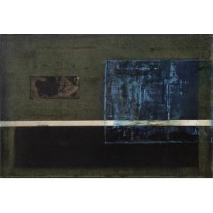 Magdalena Daniec (ur.1974), Blue velvet, 2019