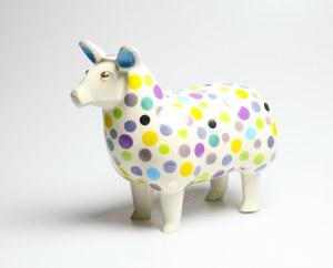 Małgorzata Kot, Owca XL, model Collor Dots