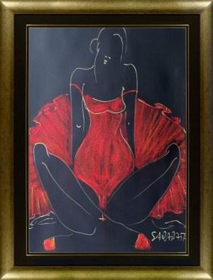 Joanna Sarapata, Portret balleriny 9