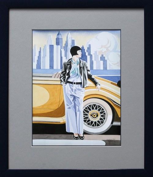 Tomasz Kostecki, Dziewczyna na Manhattanie