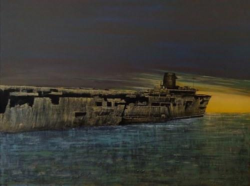 Michał Mroczka, Graf Zeppelin