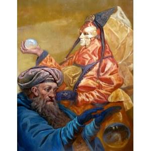 Dariusz KALETA - DARIUSS,, Dariusz KALETA - DARIUSS, Magowie 2,