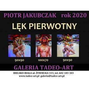 Piotr JAKUBCZAK 50x40cm, Bez cenzury
