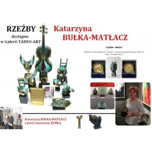 Katarzyna Bułka Matłacz , ERATO (skrzypce z różą)