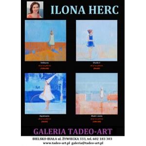 Ilona HERC 100x100cm, Królewna