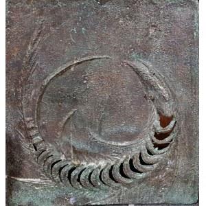 Bronisław Chromy  wys. 19cm, długość 20cm nr2, Kuropatwa
