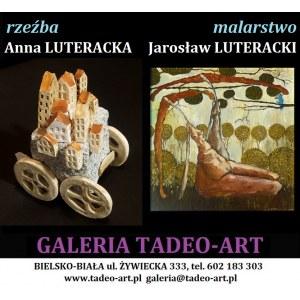 Anna Luteracka  15,5x10x12, Kruche solidne fundamenty