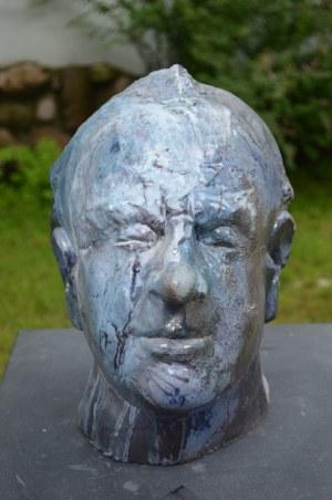 Adam Myjak - wysokość 35cm, rzeźba