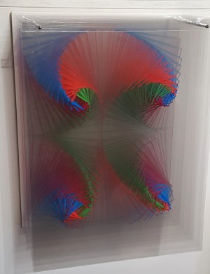 Tamara BERDOWSKA  (49x37x22), 49x37cm, 2021