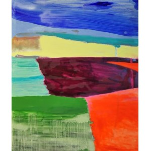 Bartosz Michał Hoppe - Sadowski, Landscape XXXI