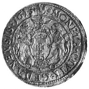 ort 1615, Gdańsk, j.w., Kop.II.2 -r-, Gum.1383