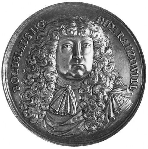 medal nie sygnowany (Jan Höhn junior) wybity prawdopodo...