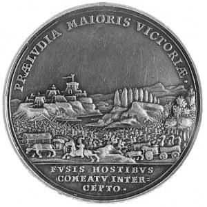 medal sygnowany G.H. ( Georg Hautsch- medalier z Norymb...