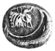 hemidrachma (V w. p.n.e.), j.w.