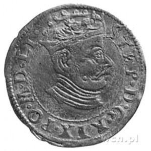 grosz 1581, Wilno, j.w., Kop.II.2 -RRR-, Gum.749, T.40,...