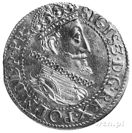 ort 1613, Gdańsk, j.w., Kop.1.6-R-, Gum.1382