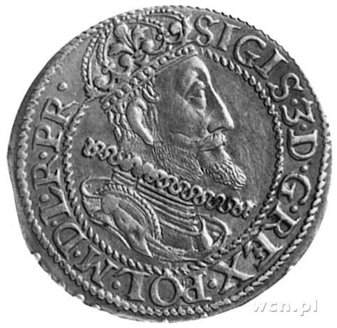 ort 1614, Gdańsk, j.w., Kop.1,7 -R-, Gum.1382