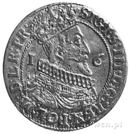 ort 1624, Gdańsk, j.w., Kop.V.2 -R-, Gum. 1392, ciekawa...