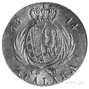 1/3 talara 1814, Warszawa, j.w., Plage 113