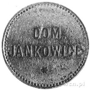 moneta zastępcza majątku Jankowice w woj. poznańskim, A...