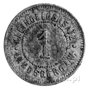 moneta zastępcza Magistratu Landsberg (Gorzów Wielkopol...