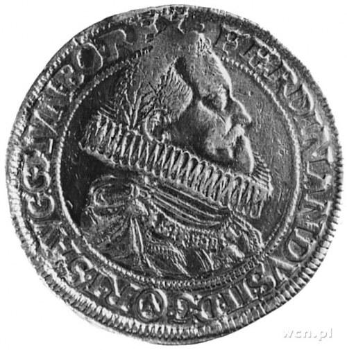 2 talary 1621, Wiedeń, Aw: Popiersie , w otoku napis, R...