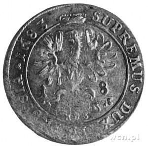 ort 1683, Królewiec, j.w., Schr.1672