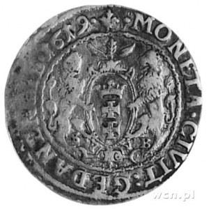 ort 1619, Gdańsk, j.w., Gum.1388, Kurp.2249 Rl