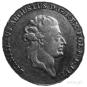 półtalar 1784, Warszawa, j.w., Plage 370