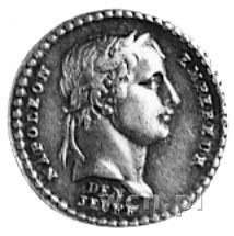 medalik sygnowany DEN JEUFF (Denon i Jeuffroy) wybity w...