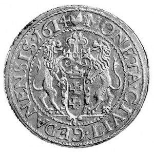ort 1614, Gdańsk, j.w., Gum. 1382, Kurp. 2239 R2.