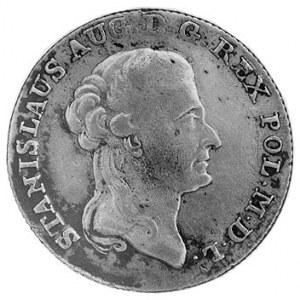 dwuzłotówka 1794, Warszawa, j.w., Plage 348, odmiana na...